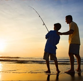 Teach a Child to Fish
