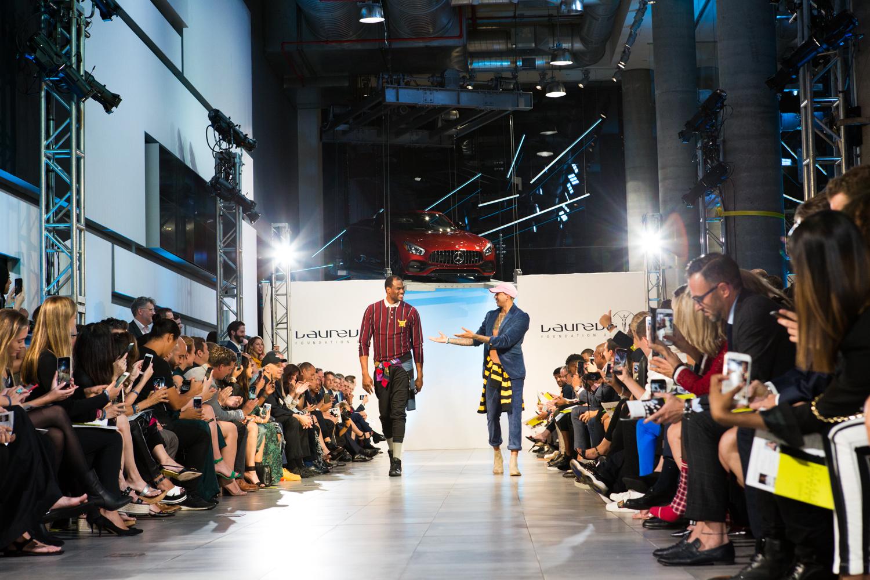Laureus Fashion Show Gala | 2019 • Laureus USA